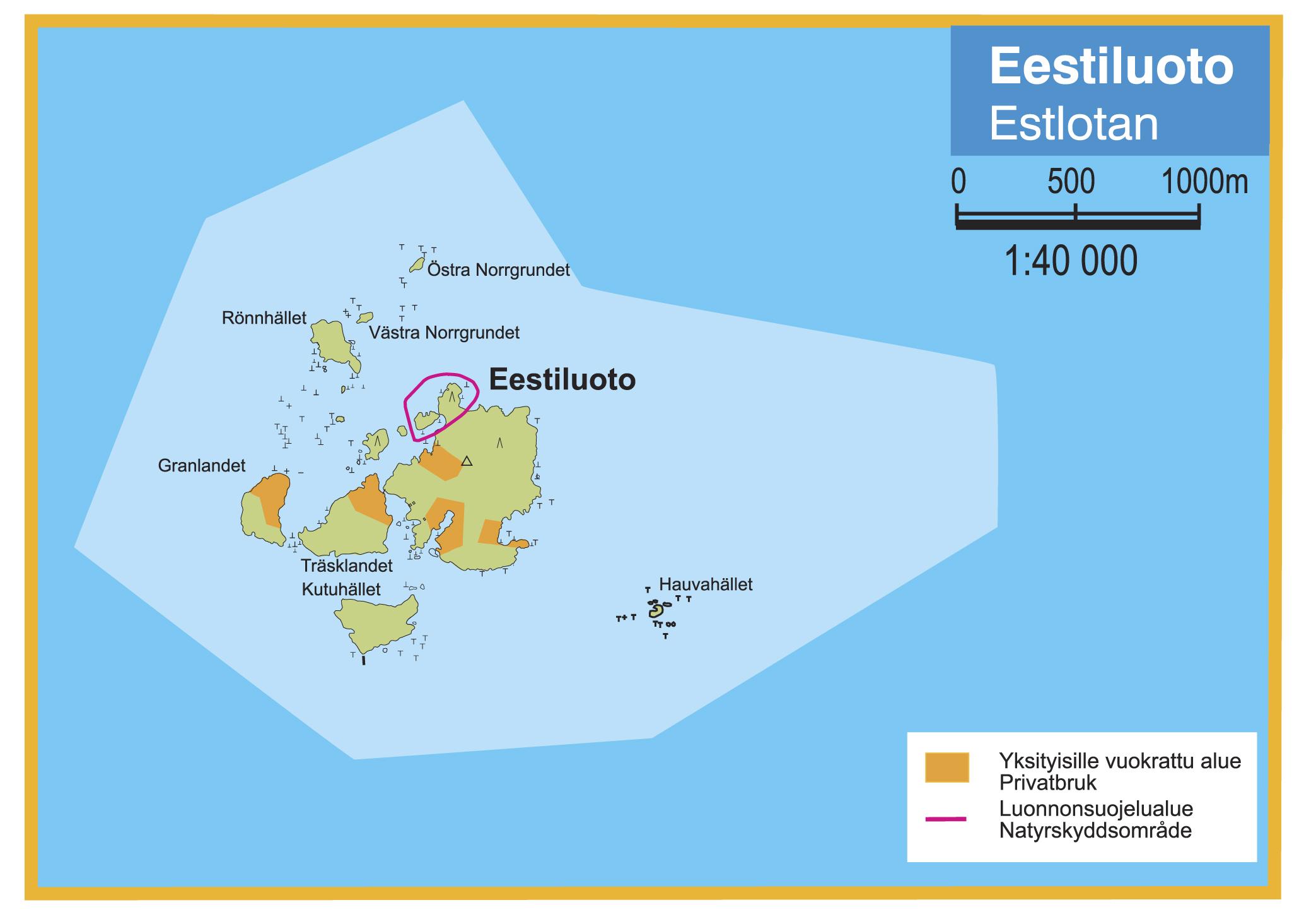 Eestiluoto